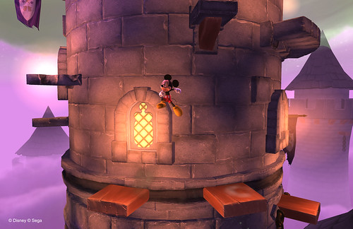 Castle of Illusion Starring Mickey Mouse