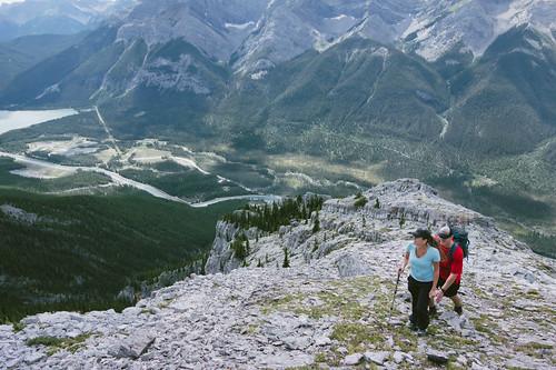 Scrambles - Mt. Lawrence Grassi-5