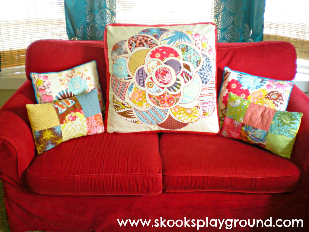 Group of Pillows