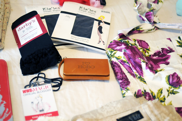 WWD MAGIC MARKET WEEK HAUL - KAELAH BEE