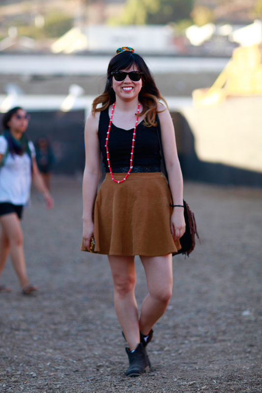 aznbrownskirt_fyf FYF Fest, L.A. State Historic Park, LA, music, street fashion, street style, women,