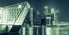 City Night - Singapore