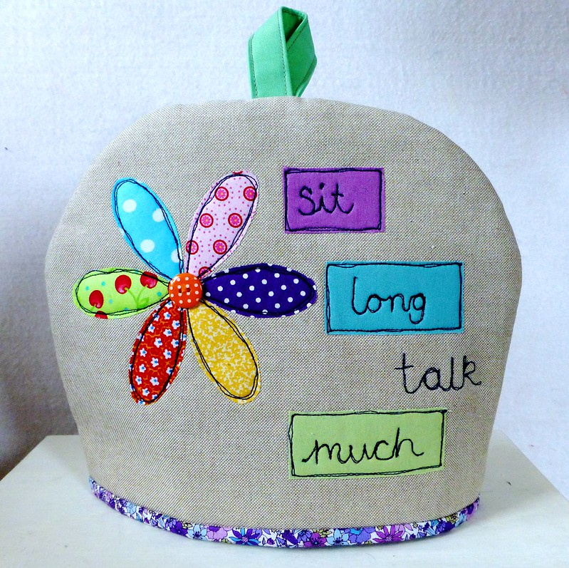 Tea cosy class sample