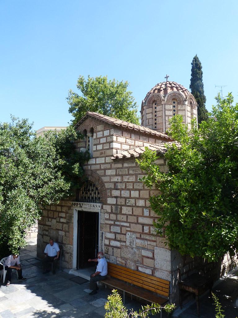 Church of Agios Asomati, Athens