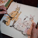 "Dr. Sketchy's Anti-Art School Berlin - ""Animals Are People Too"" - The Drawings"