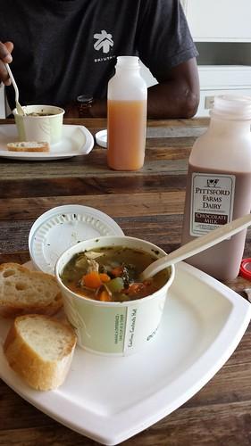 Brooklyn Larder Lunch Combo