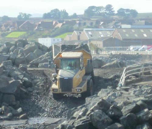 Kirkcaldy Promenade Works 4