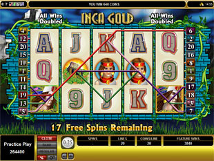 Inca Gold Free Spins