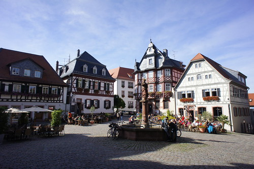 Heppenheim architecture