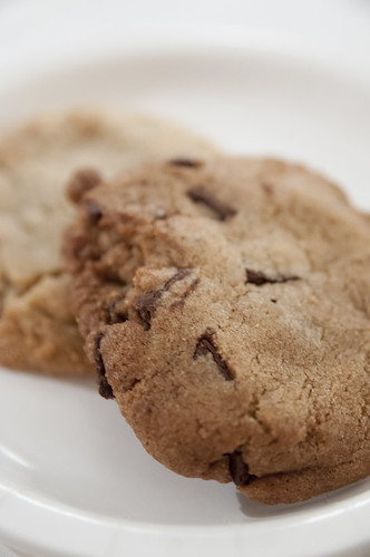 Chocolate Chip Cookie, Cafe Madeleine, San Francisco