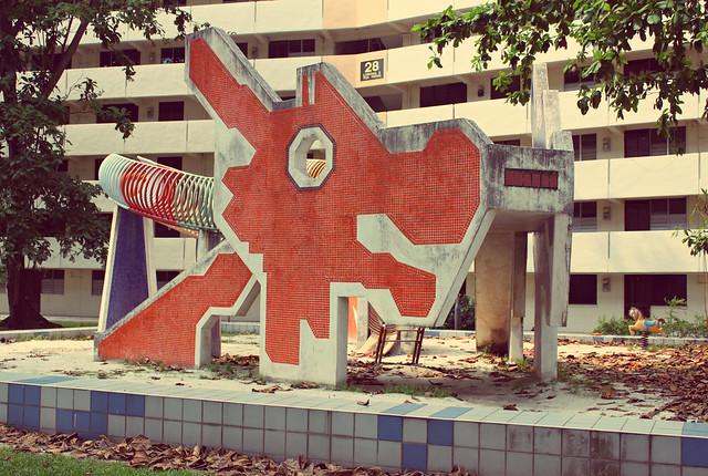 Dragon playground (Toa payoh lorong 6)