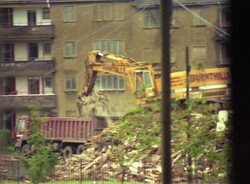 Demolition of Ruchazie