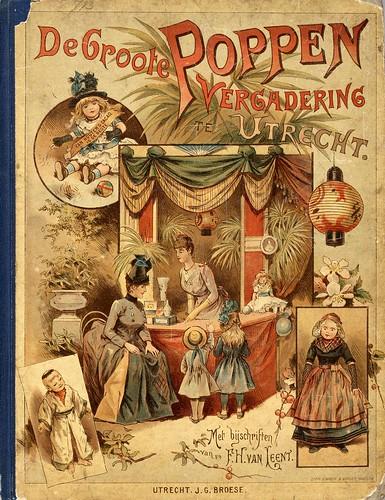 016- De groote poppen vergadering te Utrecht-1889-© Royal Library