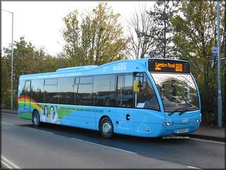146 (YK08 EPC) Suffolk One