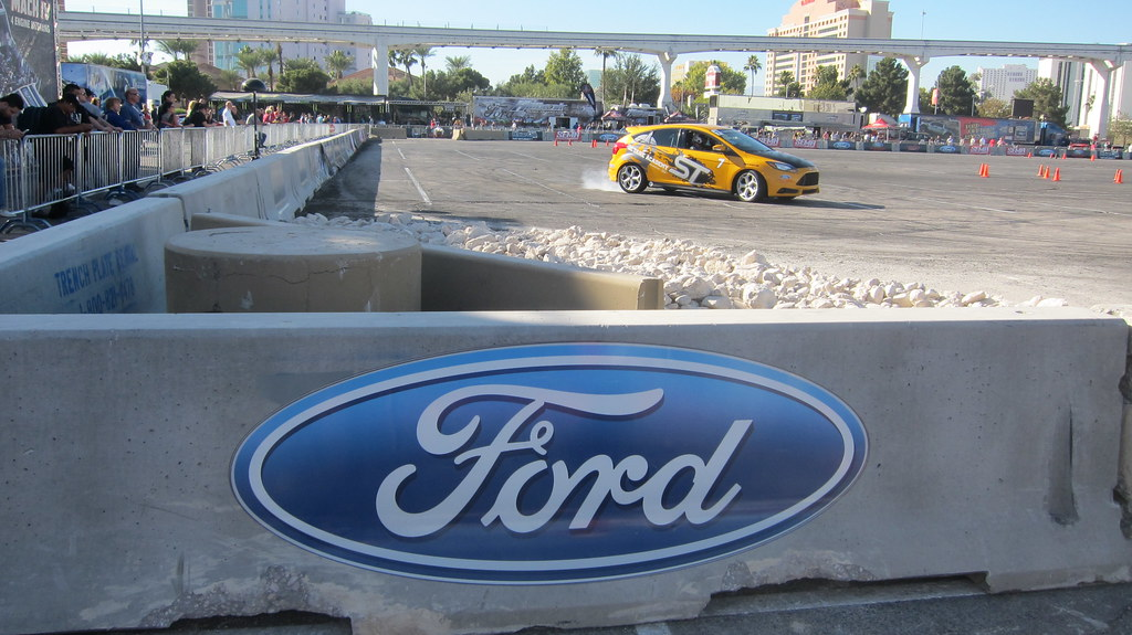 SEMA Show 2013 Day 4 - Ford Out Front