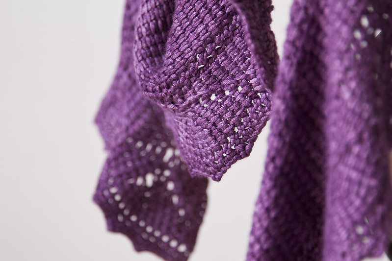 Pax Shawl designed by Aoibhe Ni