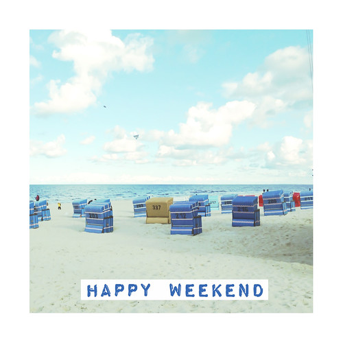 Happy Weekend - Baltic Sea