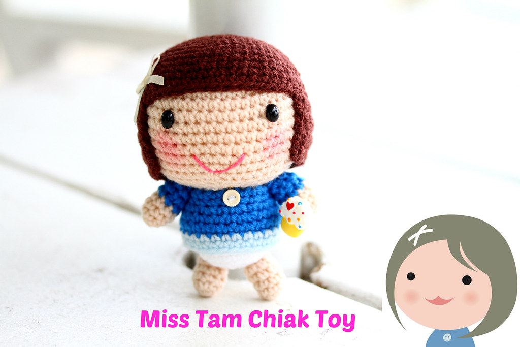 Miss Tam Chiak Doll