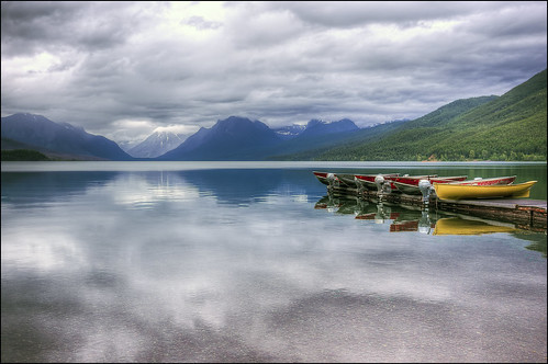 Lake McDonald - Glacier National Park