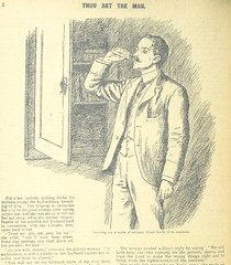 """British Library digitised image from page 96 of """"Thrilling Life Stories for the Masses"""""""