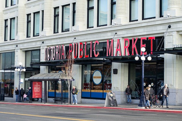 Victoria Public Market | Victoria, Canada | Victoria, Canada