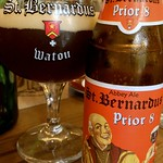 ベルギービール大好き!!セント・ベルナルデュス・プリオール・8St Bernardus Prior 8@ベル・オーブ東京芸術劇場
