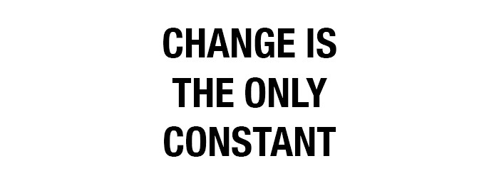 how to deal with constant change
