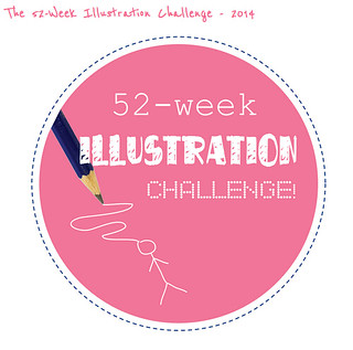 52-Week Illustration Challenge