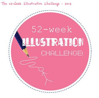 52-Week Illustration Challenge