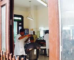 window, interior design, barber,
