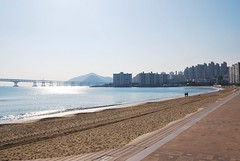 Gwangali Beach, Busan, South Korea