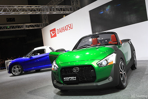 DAIHATSU KOPEN future included Xmz