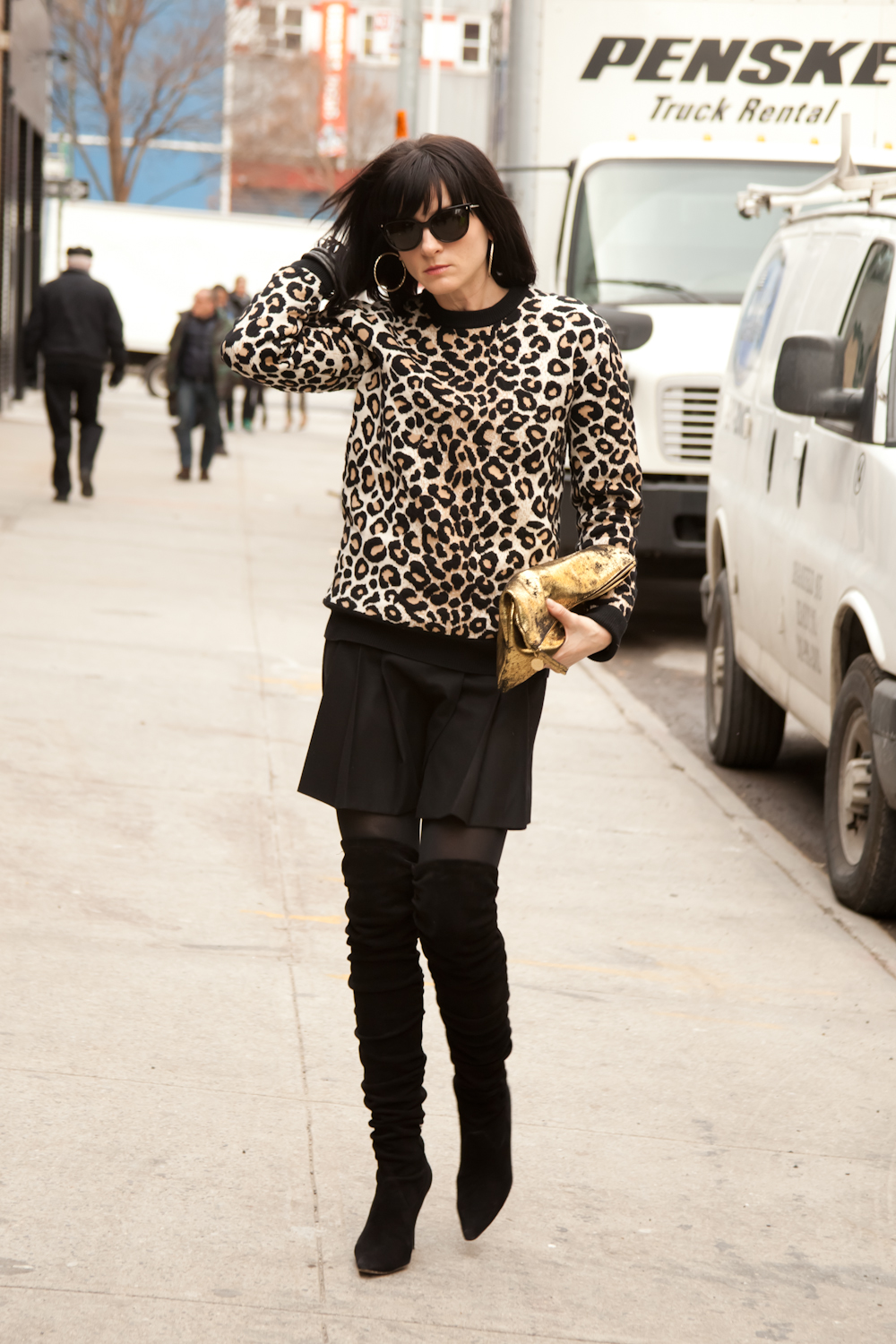Leopard Print is Always In