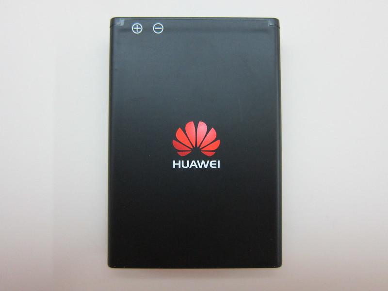 Huawei E5372 - Battery Front
