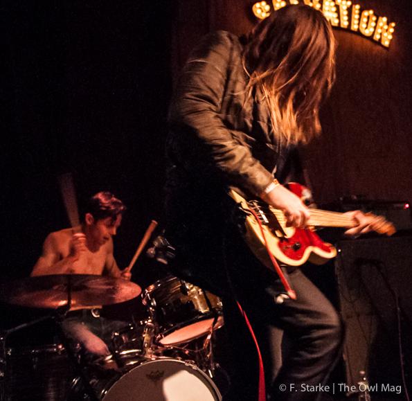 Crystal Antlers @ Bootleg Theater, LA 2/8/14
