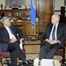 Secretary General Receives Minister of Planning and Sustainable Development of Trinidad and Tobago
