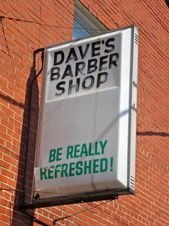 Dave's Barber Shop, Richmond, VA