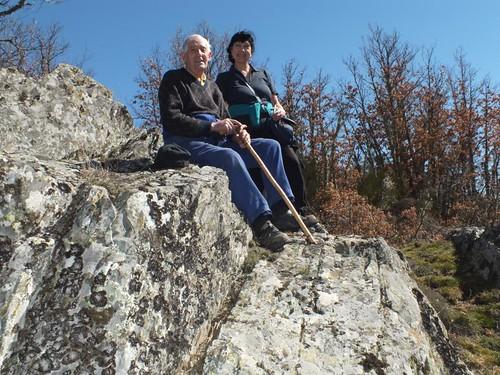 Viejo Camino, Pandorado, Piedra de la Cruz