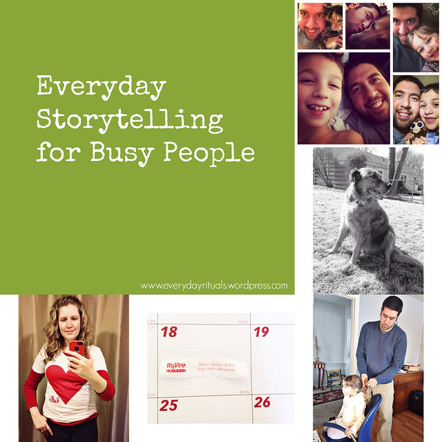 Everyday Story Telling for Busy People