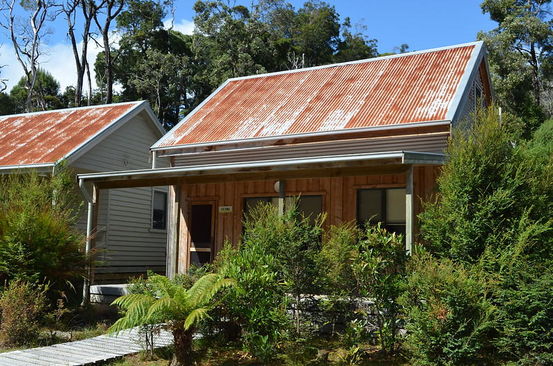 Our home away from home at Corinna - Tarkine Wilderness - Tasmania