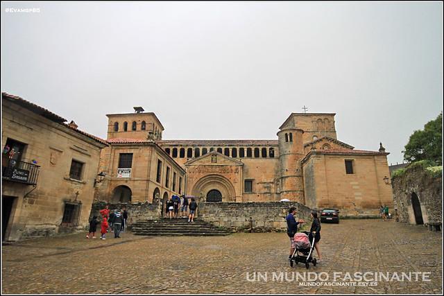 Colegiata de San Juliana, Santillana del Mar