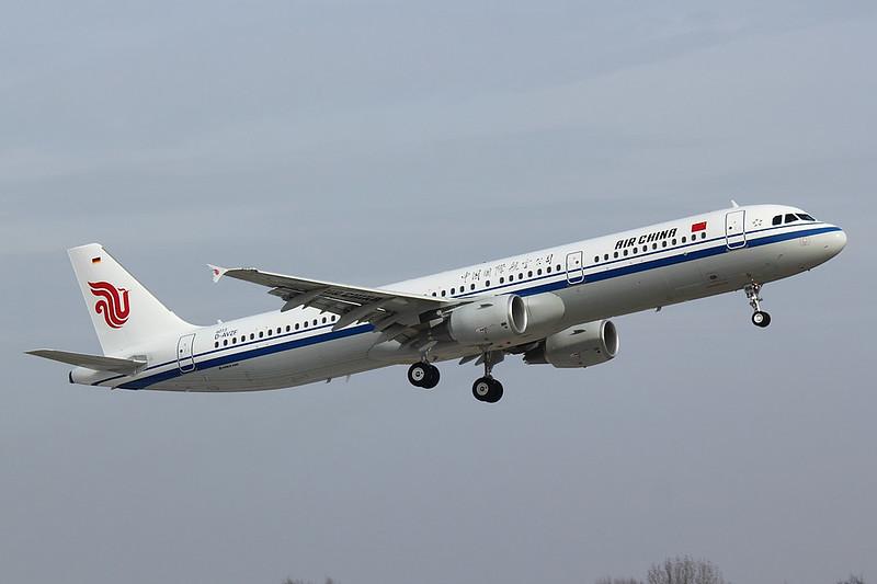 Air China - A321 - D-AVZF (1)