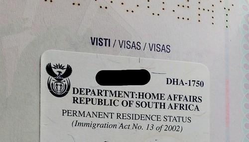 Finally my visa arrived!