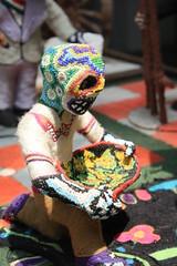 Arrodillado Huichol