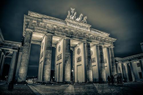 Brandenburg Gate, Berlin, Germany   /Explore