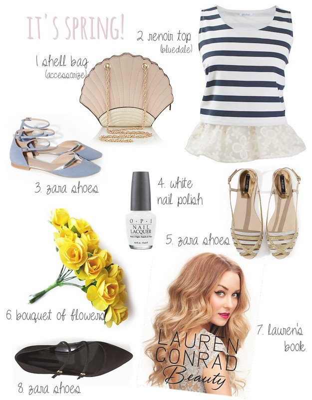 Spring wishlist! Miss Ecl