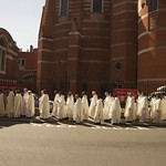 Chrism Mass, Holy Week 2014