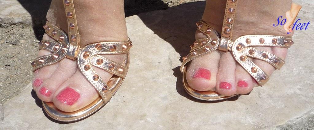 Wedding Shoes Golden 003 - Wedding Shoes Golden