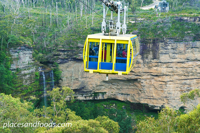 scenic world skyway falls
