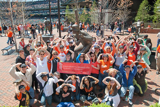 Bull Pen Party & Orioles Game